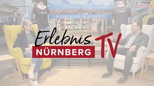 Nürnberg und sein Lokalkolorit der traditionellen Handwerksbetriebe und Einzelhändler