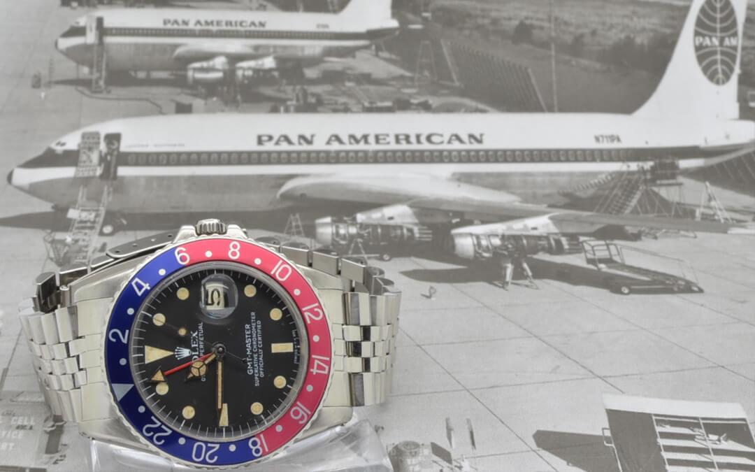 GMT-Master – Die Ikone der Rolex-Familie